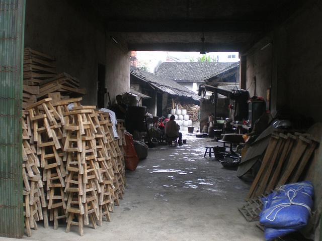 Zhaoxing- La China profunda