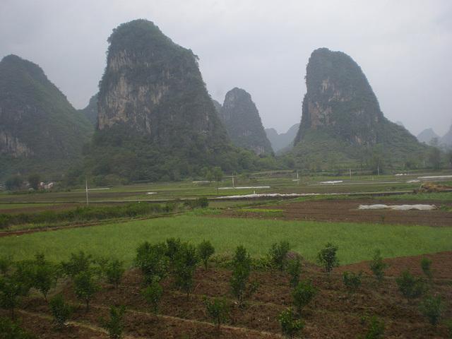 Guilin- China profunda
