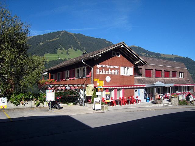 IMG 3765 Bahnhöfli Lungern