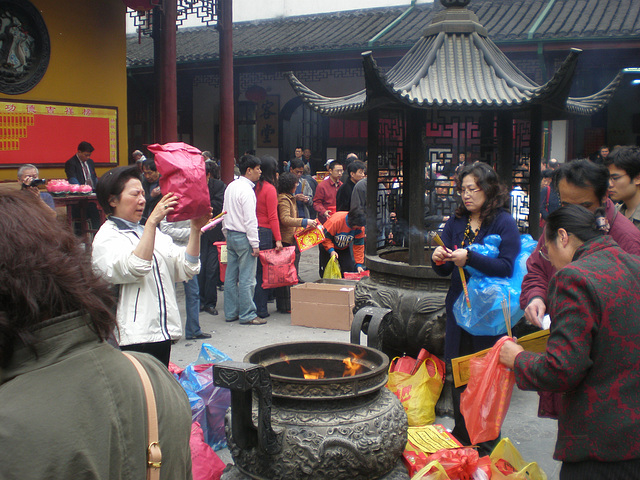 Shangai-Templo del buda de Jade