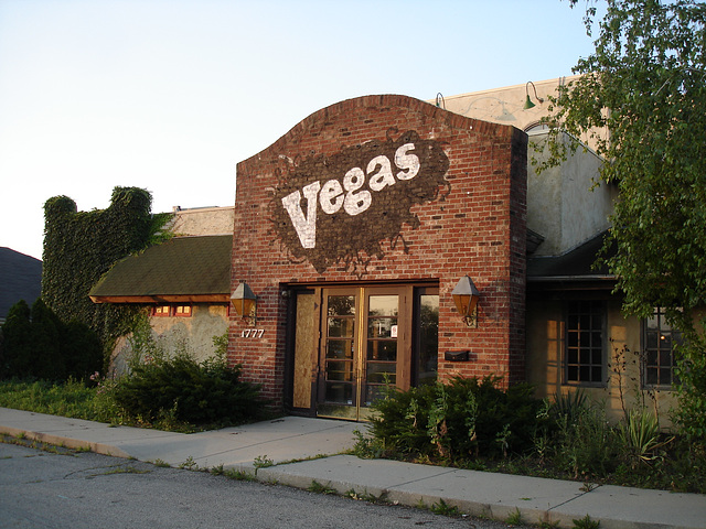 Vegas désaffecté / Disused Vegas - Columbus, Ohio. USA - 25 juin 2010