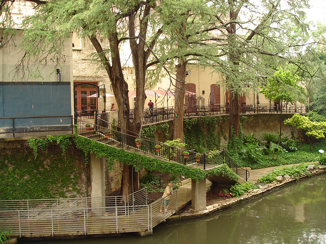 San Antonio, Texas. USA - 1er juillet 2010.