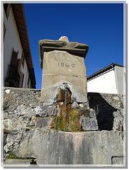 Deuxième fontaine Camurac - France - (Aude)