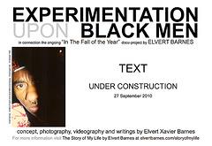 ExperimentationUponBlackMen