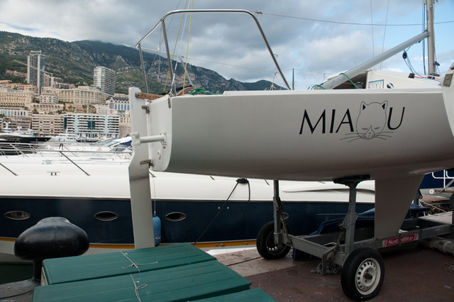 unusual name for a boat!