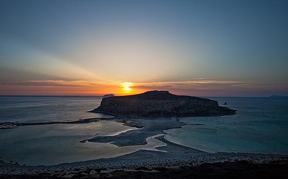 Tigháni sunset