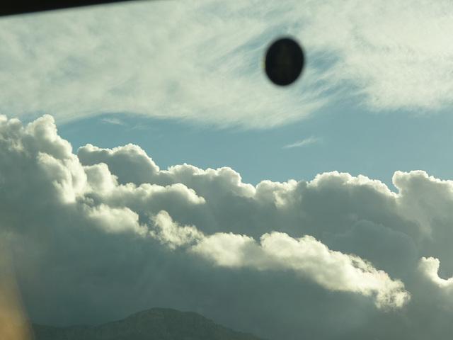 cielos en Andalucia