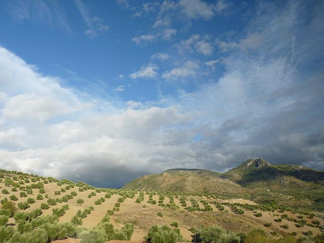 Cielos de Andalucia
