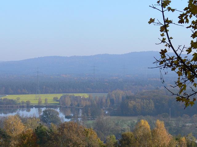 Blick vom Münchshofener Berg