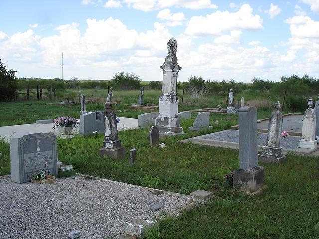 Hranice & St-Joseph's cemeteries