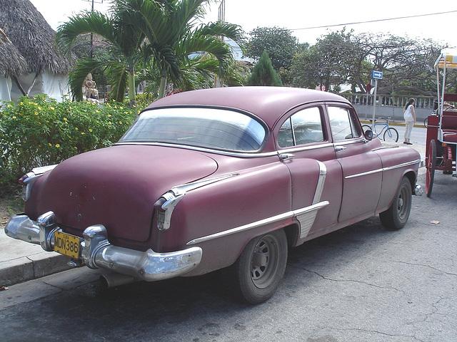 Varadero, CUBA.  6 février 2010.