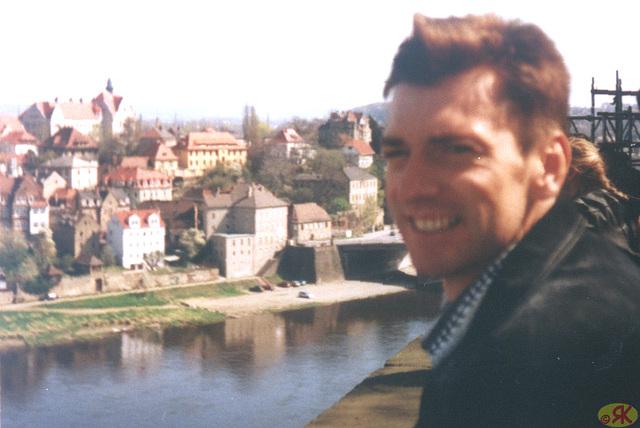 1998-04-10 06 Meißen mit Andreas