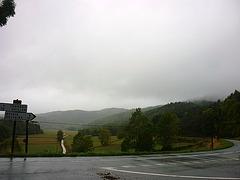 Vers Espezel un jour d'orage à 11h 30