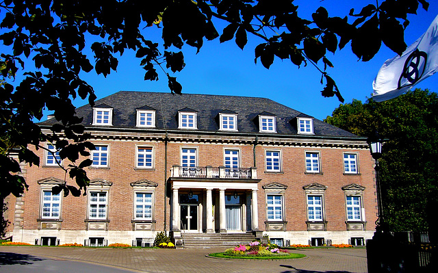 Sitz der Krupp-Stiftung