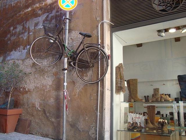 parcheggio a roma!