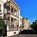 Villa Hügel - Gartenfront