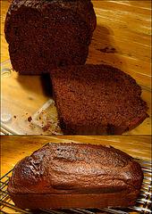 Lebkuchen Loaf Cake
