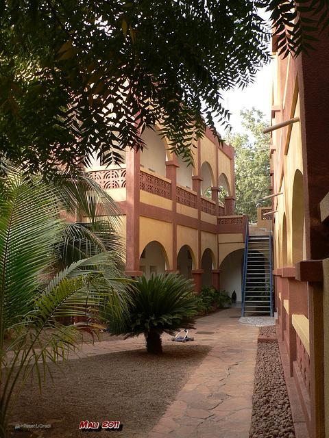 Hotel Djoliba in Ségou