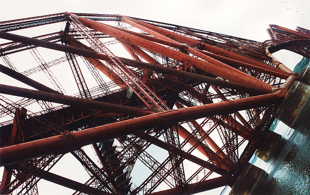 forth rail bridge 1882-90