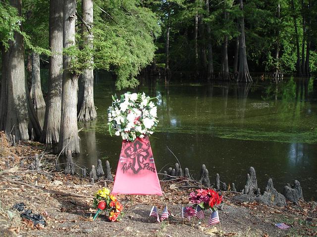 Bayou meurtrier / Deadly bayou - Indianola, Mississippi. USA - 9 Juillet 2010