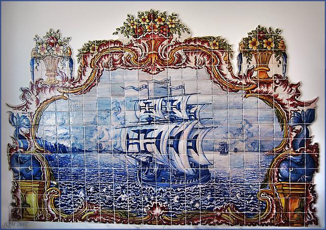 Almancil - Charles Clements - O regresso das Naus