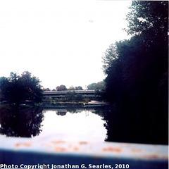 River Sazava, Picture 3, Cercany, Bohemia (CZ), 2010