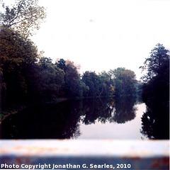 River Sazava, Picture 4, Cercany, Bohemia (CZ), 2010