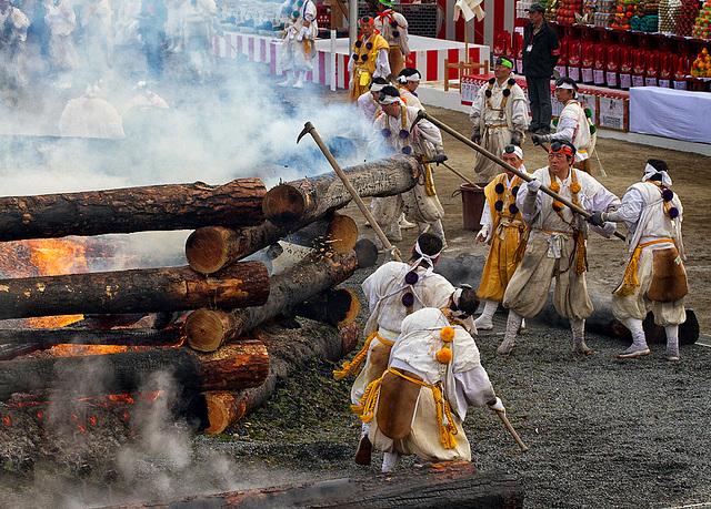 fire ceremony - PiP