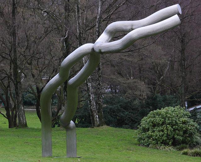 20110206 9611RAw [D~E] Skulptur ORION, Gruga-Park, Essen