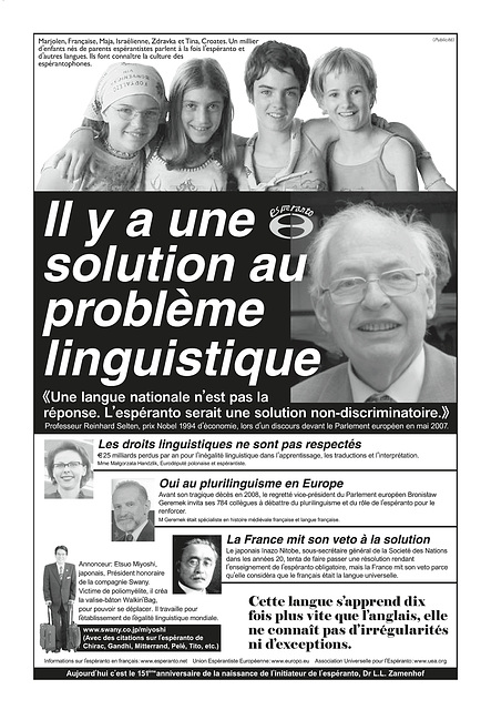 Le Monde, Zamenhof-Tago 15.12.2010_1
