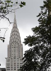 USA New-York tour Chrysler
