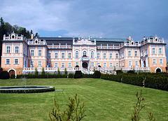 """Nové Hrady  - kastelo nomata """"Bohemia Versailles"""" (CZ)"""
