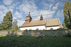 Svojanov gotika preĝejo