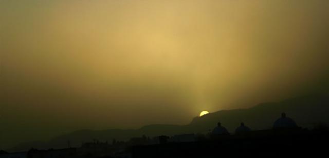Juárez Sunset