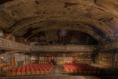 das Union-Theater in Leipzig Connewitz