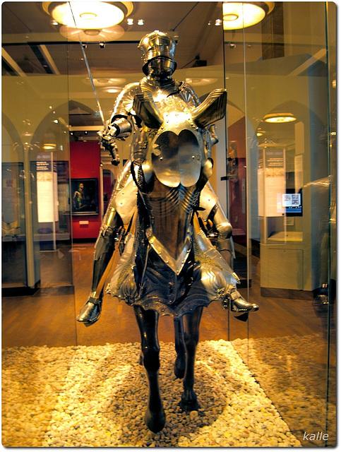 Gotischer Ritter / Dt. Hist.  Museum Berlin