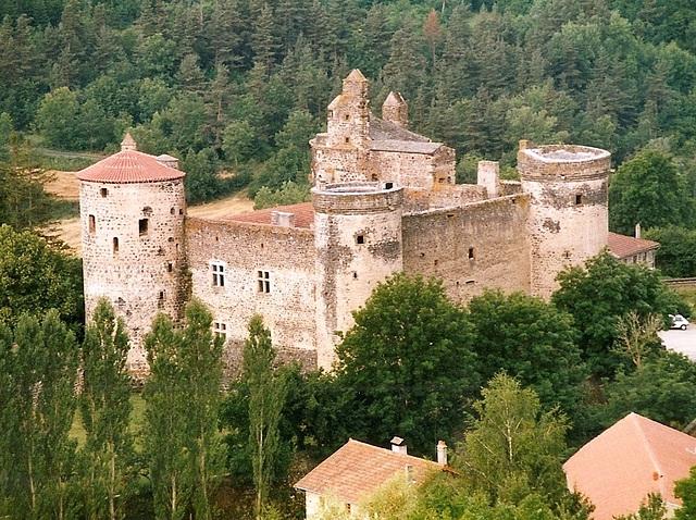 Château de Saint-Vidal