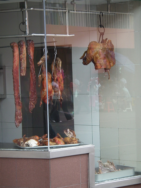 Meat anyone?