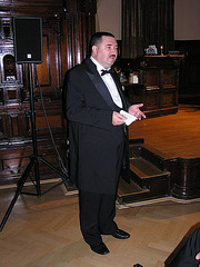Georgo Handzlik kiel d-ro Zamenhof - dum ĈEA-konferenco 2009