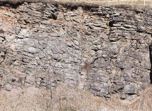 Basalte altéré