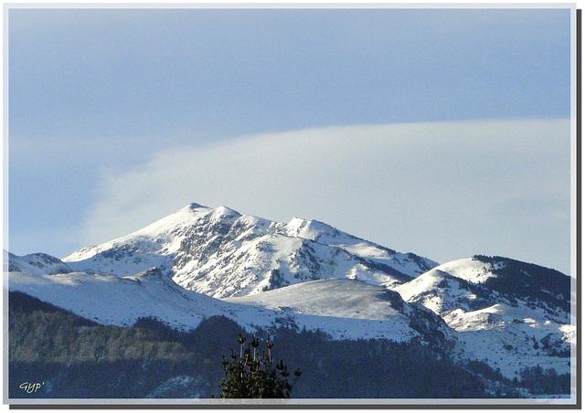 Mont Fourcat - France - Ariège.