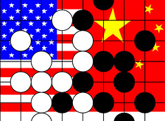 Go, Usa e Chinia