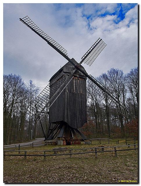 Bockwindmühle aus Spiel