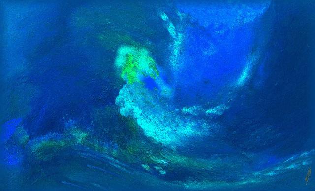 Se faire rouler dans cette vague et rejoindre enfin la sérénité éternelle