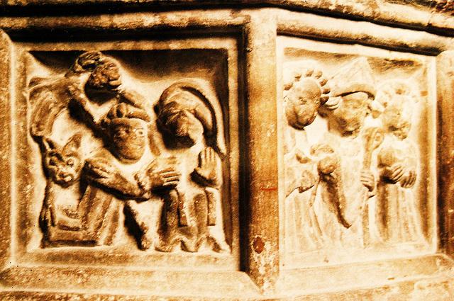 farningham font c.1470