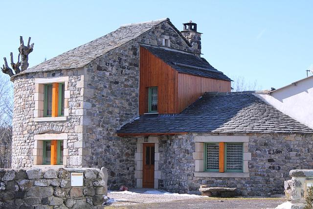Architecture actualisée- Moudeyres