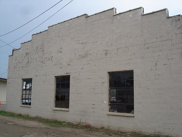 Alamo Vardamanien / Vardamanian Alamo - Vardaman, Mississippi, USA - 9 juillet 2010.