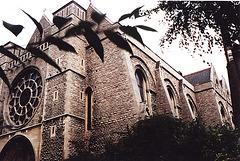 london, all hallows gospel oak