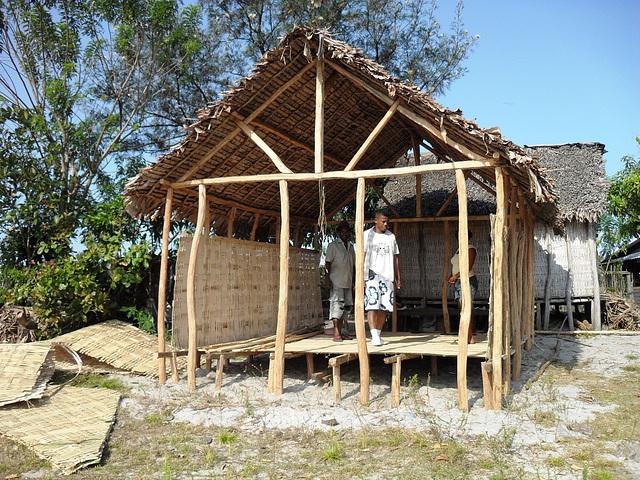 Schulprojekt in Ambalamanasy Neubau Klassenraum