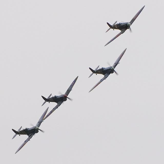 Flight of Spitfires 4